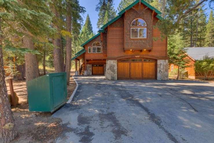 Spacious Tahoe Donner Retreat