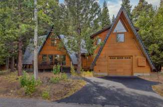 The Perfect West Shore A-Frame