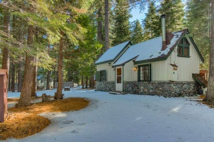 Old Tahoe Charm by Sugar Pine
